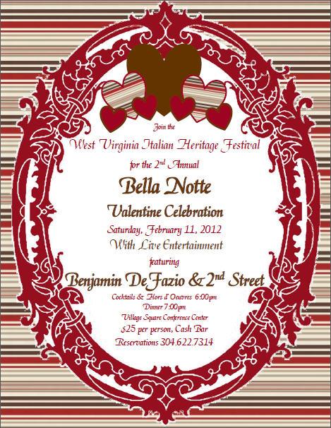 West Virginia Italian Heritage Festival ,